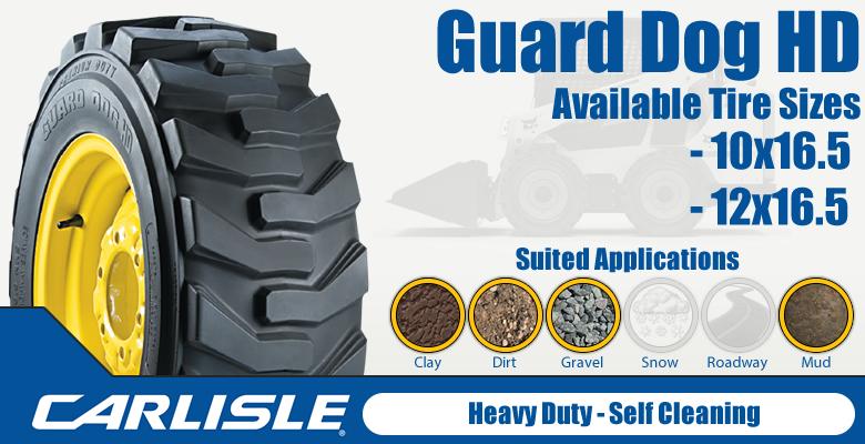 Carlisle Guard Dog HD Tires