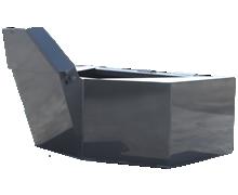 Concrete Bucket Attachment