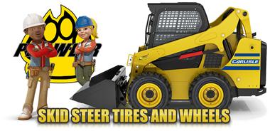 Skid Steer Tire Dealer