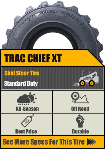 Trac Chief XT Skid Steer Tire