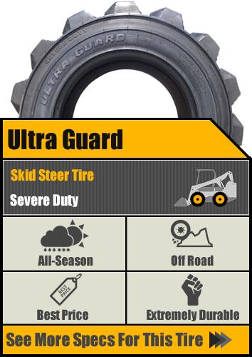 Ultra Guard Skid Steer Tire