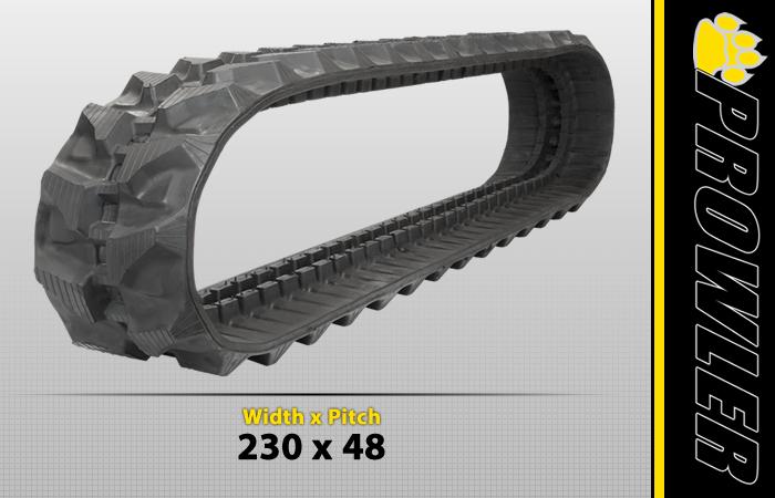 230x48 Excavator Track